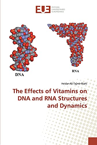 The Effects of Vitamins on DNA and RNA Structures and Dynamics