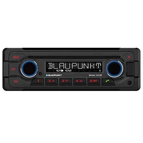 Blaupunkt 1-DIN, Bluetooth-Freisprecheinrichtung, 12 V, Heavy Duty Design DOHA112BT