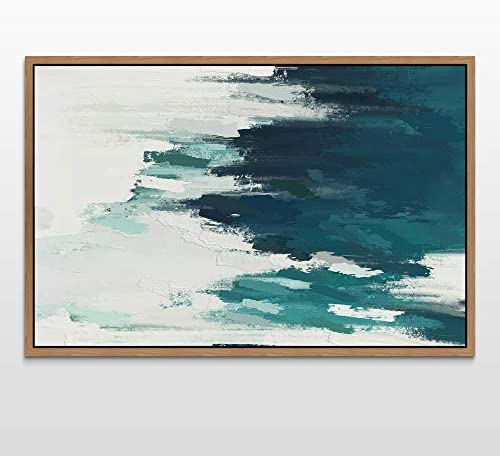 signwin Framed Canvas Wall Art Abstract Landscape Canvas Prints Home Artwork Decoration for product image