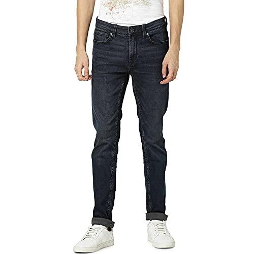 Celio Poslover25 Jeans - Homme - Bleu (Blue/Black) - 32W/34L (EU:40)