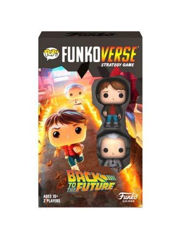 Funko- Regreso al Futuro Juego de Mesa (50467)