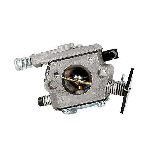 HCO-YU Reemplazo de la Motosierra de carburador de Servicio Pesado 2 Stroke Fit para Zenoah Fit para Komatsu 3800 4100 Carb 38cc 41cc Fit para Walbro WT-840A