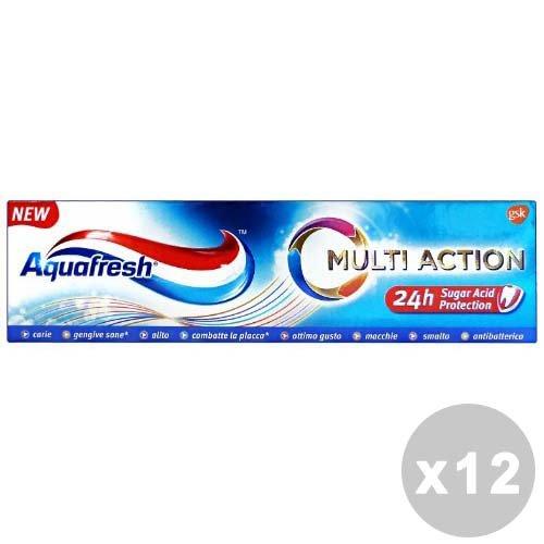 Aquafresh tandpasta – verpakking van 12 x 120 g