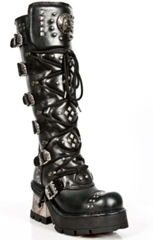 NEWROCK NR M.1030 S1 Black - New Rock Boots - Womens (43)