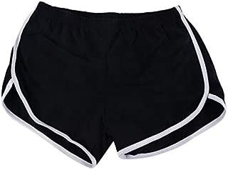 BEESCLOVER Summer Running Shorts Women Sportwear Yoga Shorts Gym Board Shorts Bottom Brief Beachwear Plus Size
