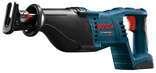 Bosch CRS180B 1.13 Inch 18V D-Handle Battery-Powered Bare Tool Reciprocating Saw
