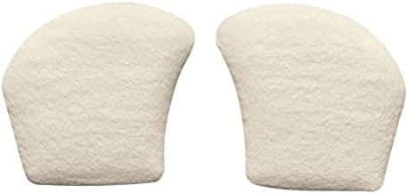 Metatarsal Foot Pain Relief Foot Pads and Shoe Inserts Orthotics for Metatarsalgia Topical Pain Relief, Ball of Foot Cushion and Insoles for Morton's Neuroma, Small DSS Metatarsal Bars by Hapad