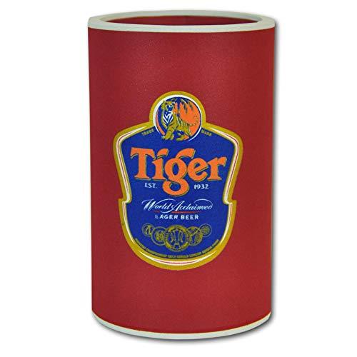 Wilai Flaschen-und Dosenkühler in verschiedenen Größen, Tiger (70245 - rot)