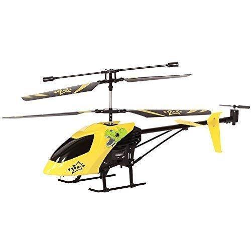 RC Helikopter VELO 3-Kanal Hubschrauber mit Gyro 40 cm Starkid 68212