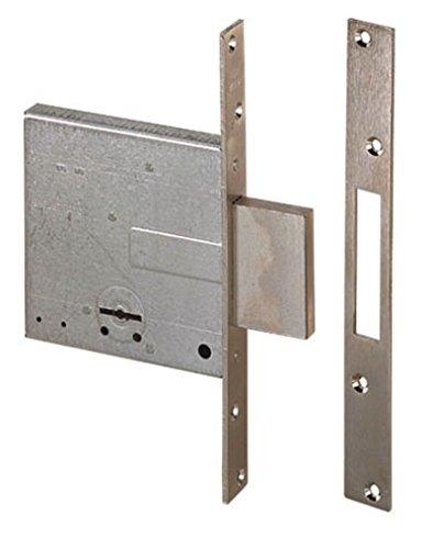 Cisa M45940 - Cerradura embutir seguridad 57010.50.0