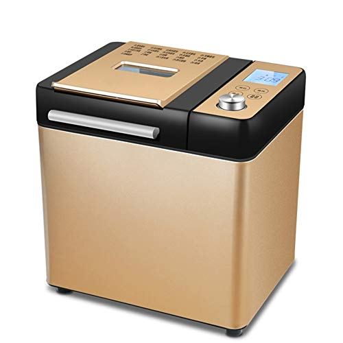 Learn More About Bread Machine The Bread Maker USES Fully Automatic and Intelligent Double - Sprinkl...