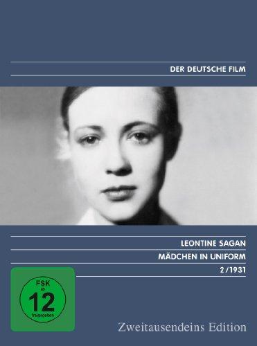 Mädchen in Uniform - Zweitausendeins Edition Deutscher Film 2/1931
