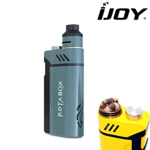 200W IJOY RDTA BOX Full Kit W/O Battery No Nicotine