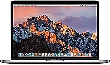 """Apple MacBook Pro 13.3"""" con Touch Bar (i5-6267u 2.9ghz 8gb 256gb SSD) QWERTY U.S Teclado MLH12LL/A Final 2016 Plata (Reaco..."""