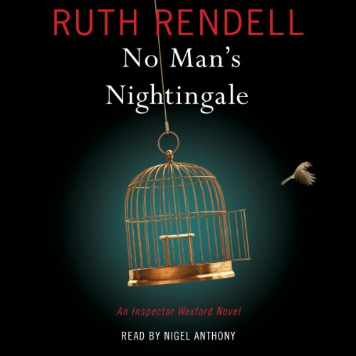 No Man's Nightingale audiobook cover art
