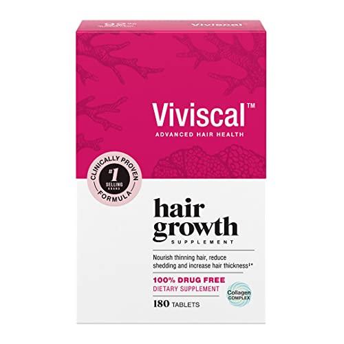 Viviscal Women's Hair Growth Supple…