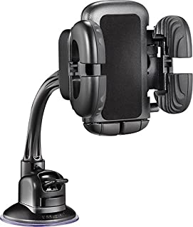 Insignia Vehicle Mount for Most Cell Phones - Black