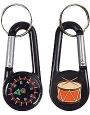 'Trommel' Kompas sleutelhanger (KC00001796)