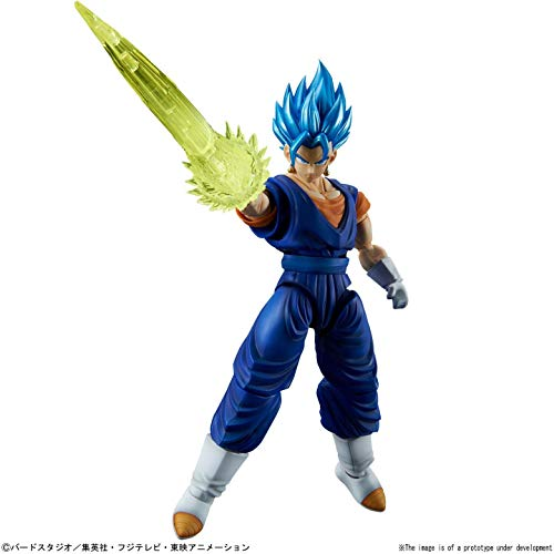 Bandai Hobby- Ssgodss Vegetto Model Kit 15 cm Dragon Ball Z Figure-Rise Standard 85101P (BDHDB555915)