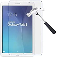 EEEKit Premium HD Tempered Glass Screen Protector Film Guard Skin for Samsung Galaxy Tab E 9.6 inch (Fit SM-T560 SM-T561 SM-T560NU SM-T567)