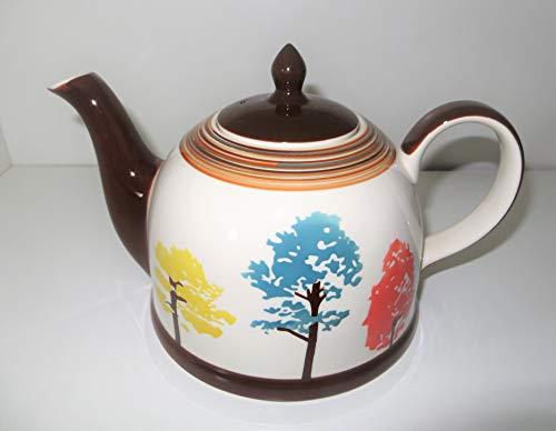 Cha Cult Kanne Naya Keramik 1,9 l Handbemalt