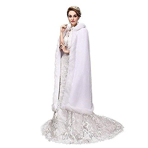 FOLOBE Cappotto di Lana di Pelliccia del Cappotto del Cappotto di Bolero del Cappotto di Inverno di Estate del Mantello delle Donne di