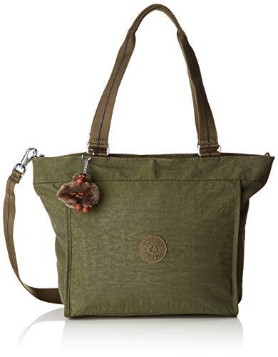 Kipling New Shopper S - Borse Tote Donna, Verde (Jaded Green C)