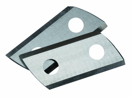Original Einhell Ersatzmesser GC-KS 2540 (Häcksler-Zubehör, passend für Elektro-Messerhäcksler GH-KS 2440 und GC-KS 2540)
