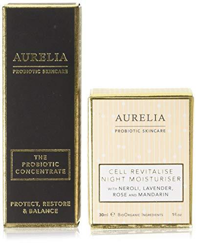 Aurelia Probiotic Skincare Night Time Treatment Duo