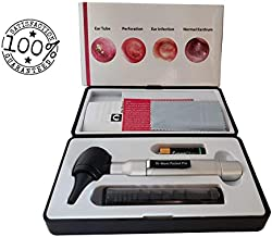 4th Generation Dr Mom LED Pocket Otoscope and Both Adult and Pediatric Disposable Specula..