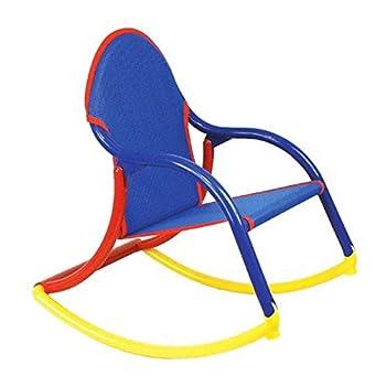 Hoohobbers Rocking Chair Blue Mesh