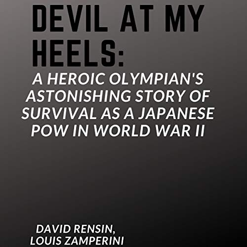 Devil at My Heels  By  cover art