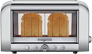Magimix 11534 Vision 烤面包机 铝 玻璃 不锈钢