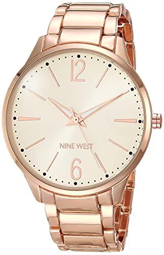 Nine West Dress Watch (Model: NW/2568RGRG)