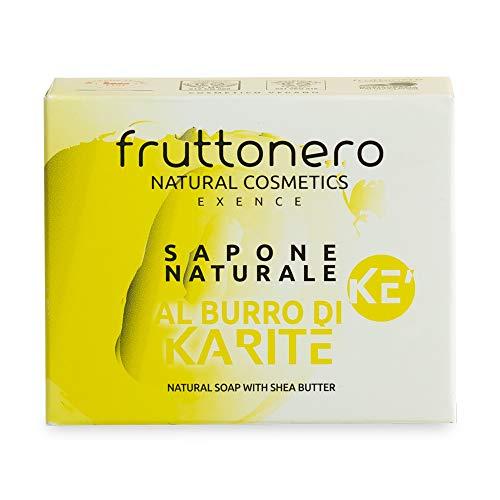 Fruttonero Seife Natural, Buttermilch, 6 x 95 ml