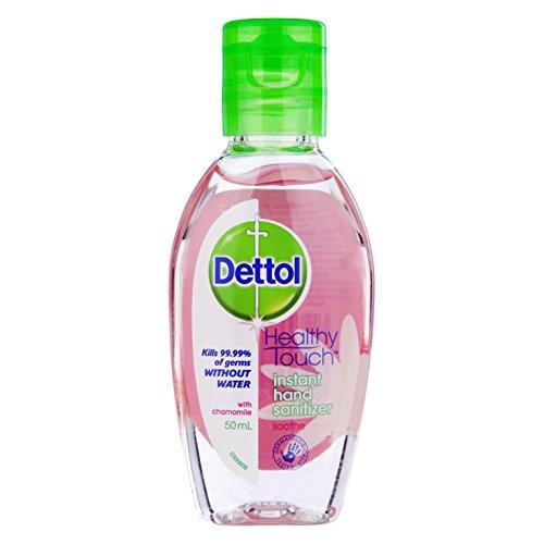 Dettol Instant Liquid Hand Sanitizer Chamomile Anti-Bacterial