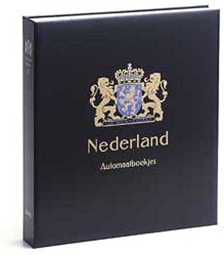 DAVO 331 Luxus Briefmarken-Album Niederlande AU I 1964-1994