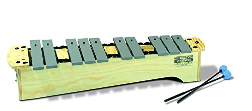 SONOR ソナー オルフ教育楽器 マスタークラス・シリーズ ソプラノ・メタロフォン 7音 SN-SKM20 【国内正規品】