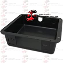 Universal Car Stereo Under Dash Kit / Overhead Car Stereo Mounting Dash Kit