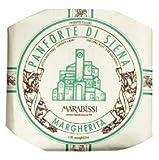 Marabissi Panforte Margherita Hecho a mano - 1 x 250 Gramos