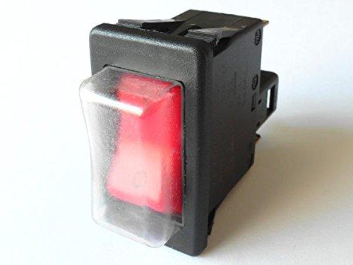 Überlastungschutz E-T-A 3120-F554-P7TI-W04D 16A 240V/AC 50V/DC Schalter Modell: SCH11