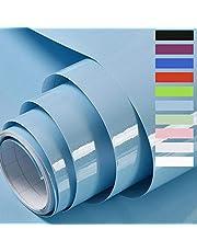 Hode Meubelsticker Contact Papier Glitter Zelfklevende Wallpaper Vinyl Film voor Muren Deuren Windows Sticky Back Plastic Roll 60X500cm