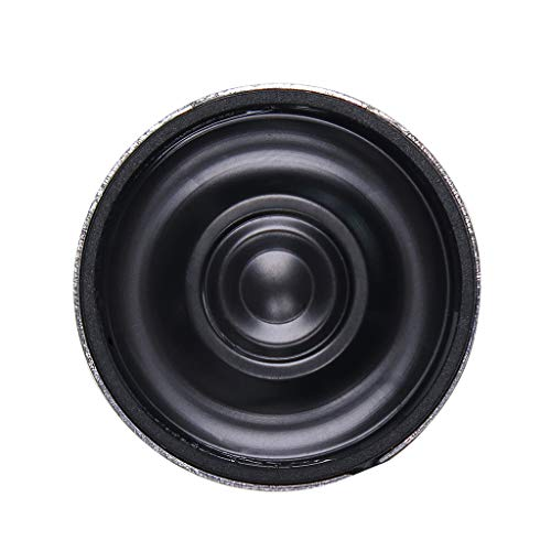 Shiwaki Runder Interner Magnetischer Lautsprecher 28 Mm, 0,5 W, Ersatz Für Lautsprecherzubehör