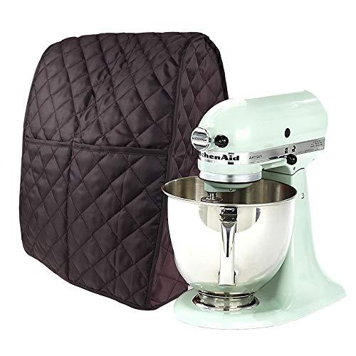Mischer Abdeckung Staubdichte Abdeckhaube für die meisten Mixer/Standmix/Juicer/Kaffemaschine mit Aufbewahrungstasche, Abdeckhaube für Kitchen Aid Mischer (Coffee)