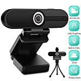 Best Mac Webcams - 4K HD Webcam with Microphone, 8MP USB Computer Review