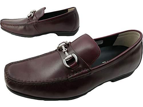 [リーガル] 57HR ビットローファー スリッポン ドライビングシューズ モカシン 紳士靴 メンズ WINE 24.0cm