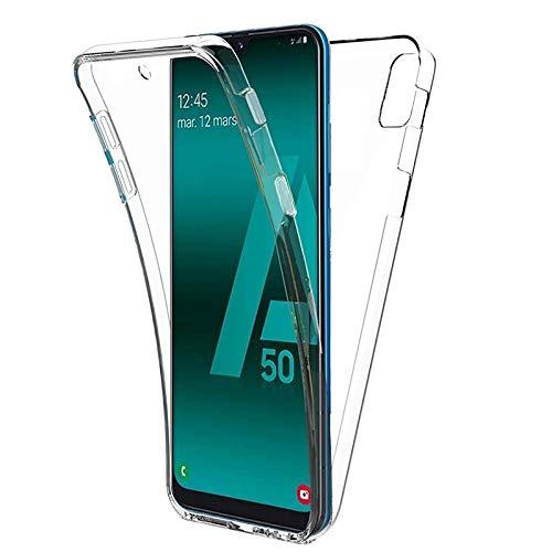 XMCJ Protección Completa del Cuerpo de teléfono del Caso for Samsung Galaxy S10 Plus S10e A30 A40 A50 M30 M40 Regalos Suaves de la contraportada de Shell