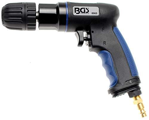BGS 8965 | Taladro neumático con mandril de cierre rápido