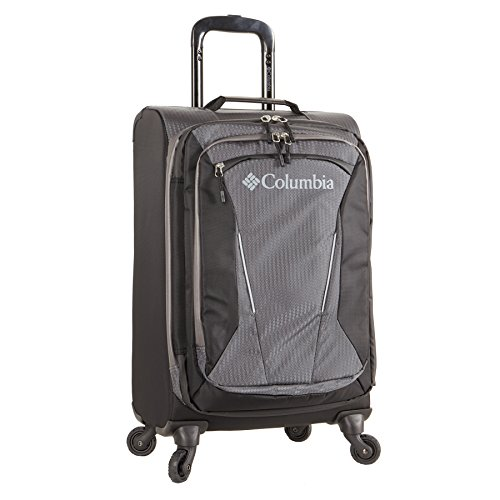 Columbia Lightweight Expandable Spinner Luggage Suitcase