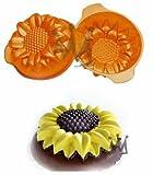Silikonbackform 2er Set Sunflower SFT816